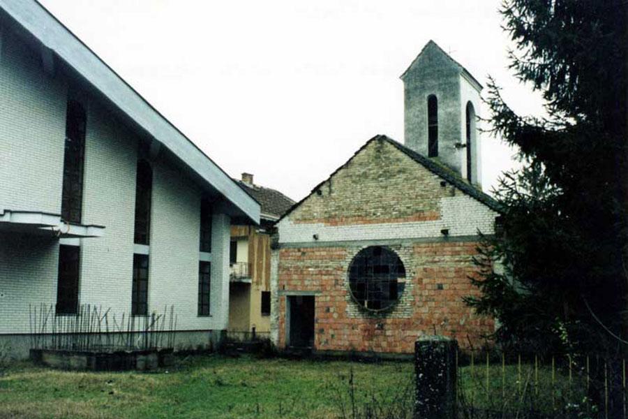 Slikovni rezultat za katolička crkva DOLINA