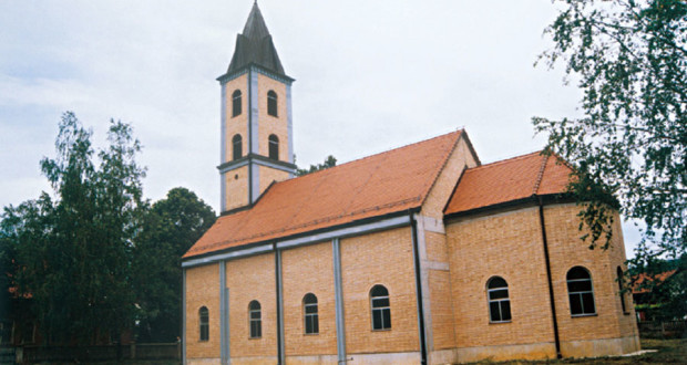Slikovni rezultat za katolička crkva SANSKI MOST